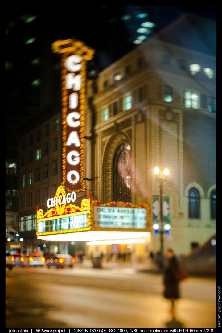 Week 5: Freelensing Chicago