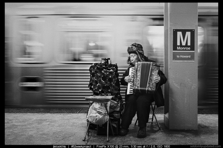 Monroe Subway