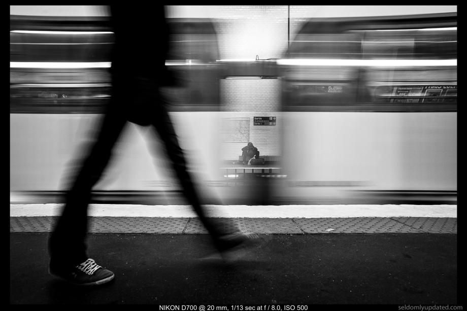 Paris Underground 001